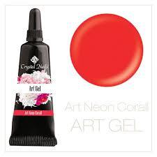 CN | Art Gel Neon Corall