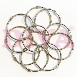 Diva | Set van 10 ringen