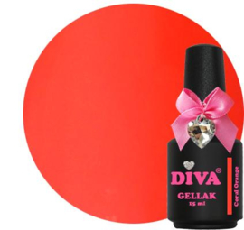Diva | Coral Orange 15ml