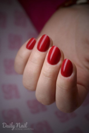 Daily Nail - Coco Red