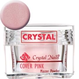 [Crystal Nails] Master powder coverpink Crystal 17 gram