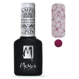 Moyra Stamping GelPolish SGP04 Berry