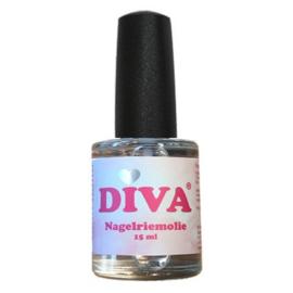 Diva | Nagelriemolie 15ml (Jojoba-Olie & Vitamine E)