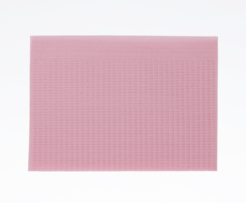 DN | Table Towels Roze 3 laags - 25 stuks