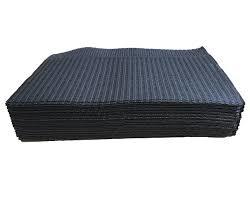 DN | Table Towels Zwart 125 stuks (2 laags)