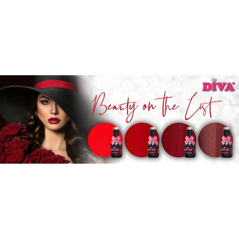 Diva   Beauty on the List Collectie