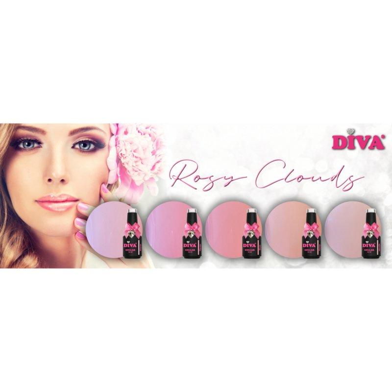 Diva   Rosy Clouds Collectie