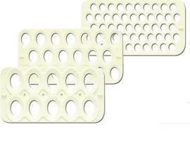 Eierrek Rcom 50 - 48 eieren
