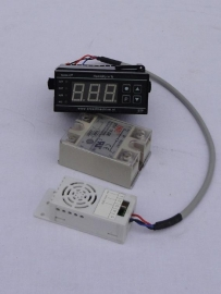 Digitale broedmachine hygrostaat