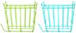 Hooi ruif /  Hay Feeder voor knaagdieren