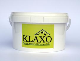 Klaxo 2,5 liter emmer