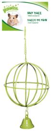 hooibal / Hay Ball voor knaagdieren