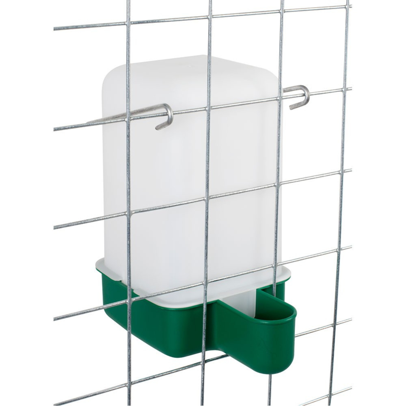 Drinkbak kooimodel, 1 liter