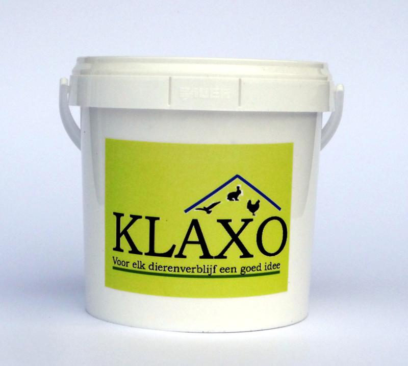 Klaxo 1 liter emmer