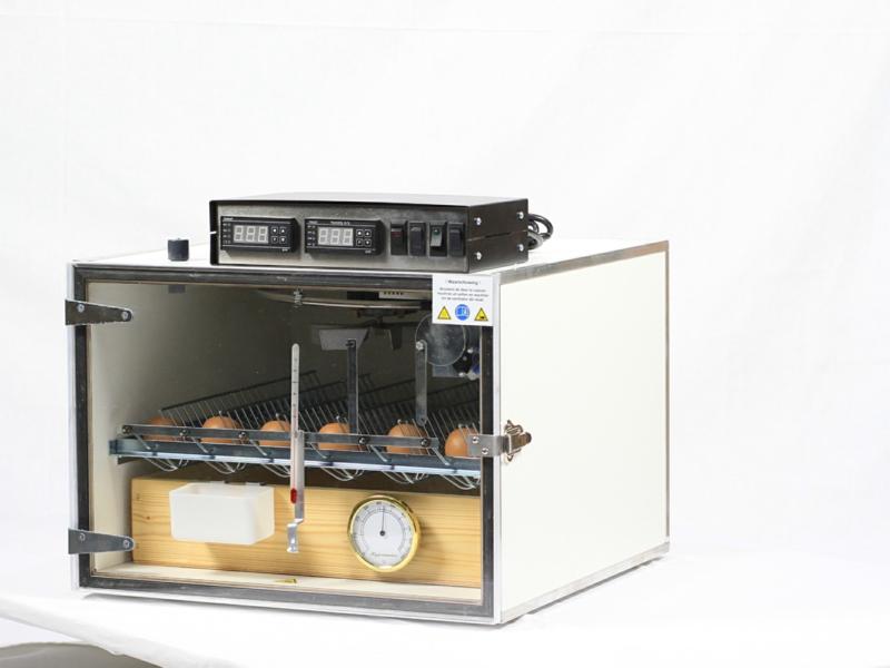 MS Broedmachine Model 35 volautomaat met plexiglas deur
