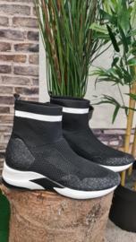 Sok Sneaker La Strada black t/m 42