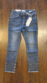 6310 Jeans Monday Open End blue  t/m 48