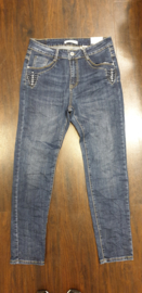 6343 Jeans Karo K2032 Strass Blue t/m 48