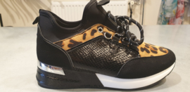 Sneaker Black Snake Tiger
