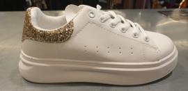 Sneaker Adia White Sparkle