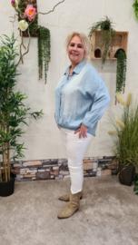 5662 Jeans Blouse t/m 48