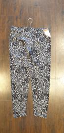 7016 Legging print Tiger grijs  t/m 58
