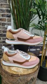Sneaker La Strada oud roze t/m 42