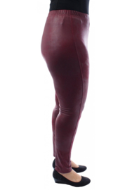 7003 Legging Magna leather look