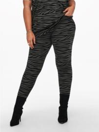 7017 Legging Carsanne print zebra t/m 54