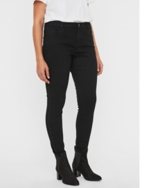 6345 Jeans vero moda seven slim black t/m 52
