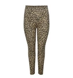 7017 Legging Carsanne print leopard t/m 54