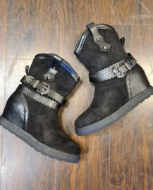 Suadine Boot black