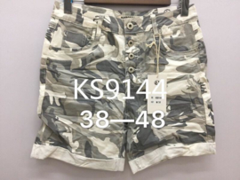 6321 Short Karo Army t/m 48