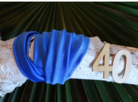 Lint 40 Blue