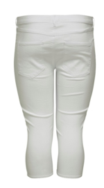 6331 Capri Jeans Only Carthunder wit t/m 54