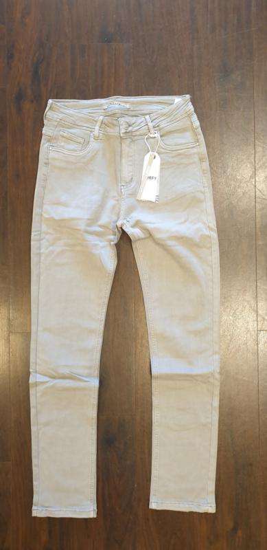 Heuveltex Norfy jeans knoop grijs SALE