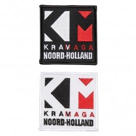 Emblemen Krav Maga Noord-Holland