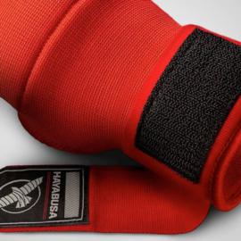 Hayabusa Quick Gel Handwraps - Rood