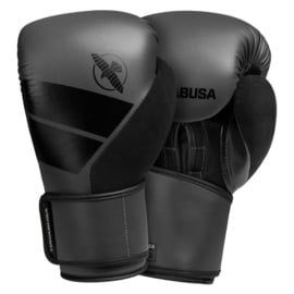 Hayabusa S4 Boxing Gloves - Charcoal