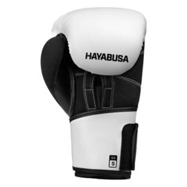Hayabusa S4 Bokshandschoenen - Wit