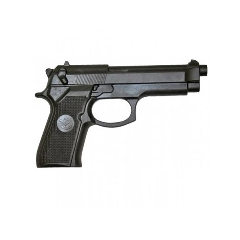 Rubber pistool