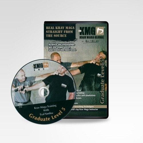 Krav Maga Global Graduate 5 DVD