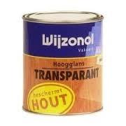 Wijzonol Transparant Hoogglans