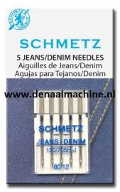 Naaimachine naald 70 voor jeans