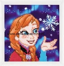 Diamond painting disney frozen Anna