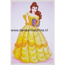 Diamond painting disney Belle