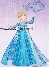 Diamond painting disney frozen Elsa