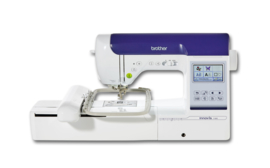 Brother Innov-is F480 naai, borduur en quiltmachine