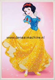 Diamond painting disney sneeuwwitje