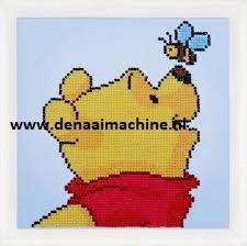 Diamond painting Winnie the Pooh